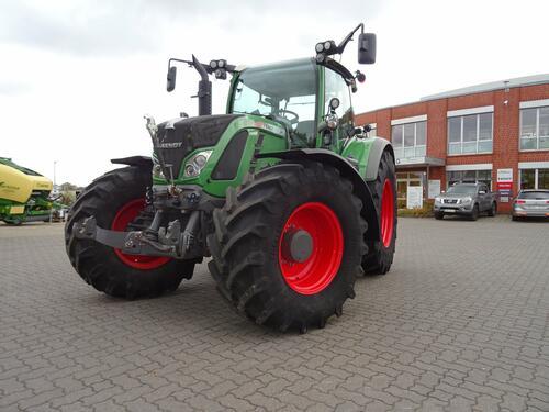 Fendt 718 Vario SCR Profi Plus Baujahr 2014 Allrad