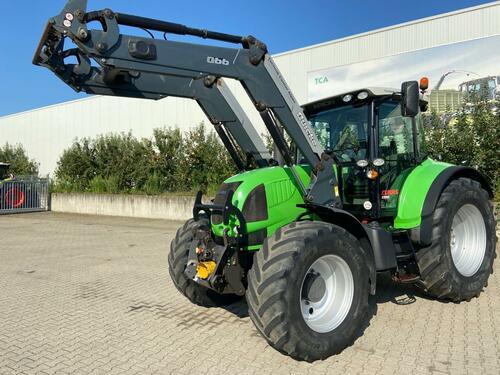 Tractor Claas - ARION 640 CEBIS