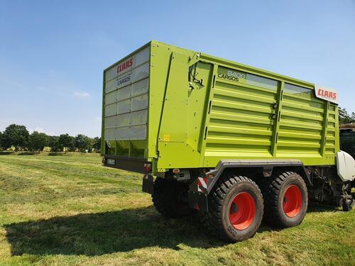 Claas Cargos 8400 Year of Build 2020 Kottenheim