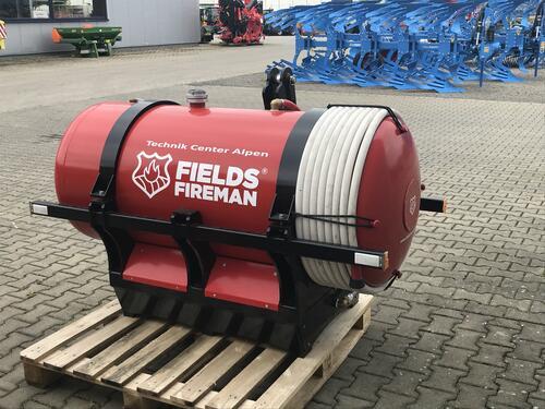 Feuerlöschtank H1-650 anno di costruzione 2020 Kottenheim