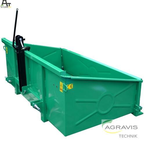 Orgatop Heckcontainer 120 Cm Kippbar