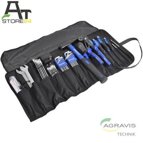 Orgatop Werkzeugtasche 43-Tlg Blau