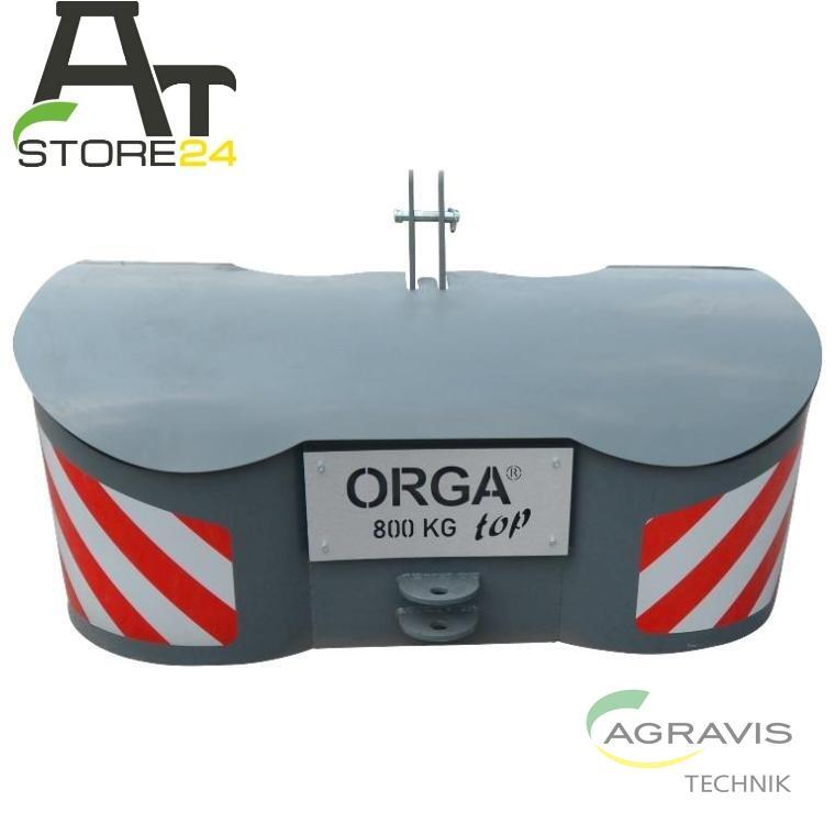 Orgatop UNIVERSALGEWICHT G - 800 KG