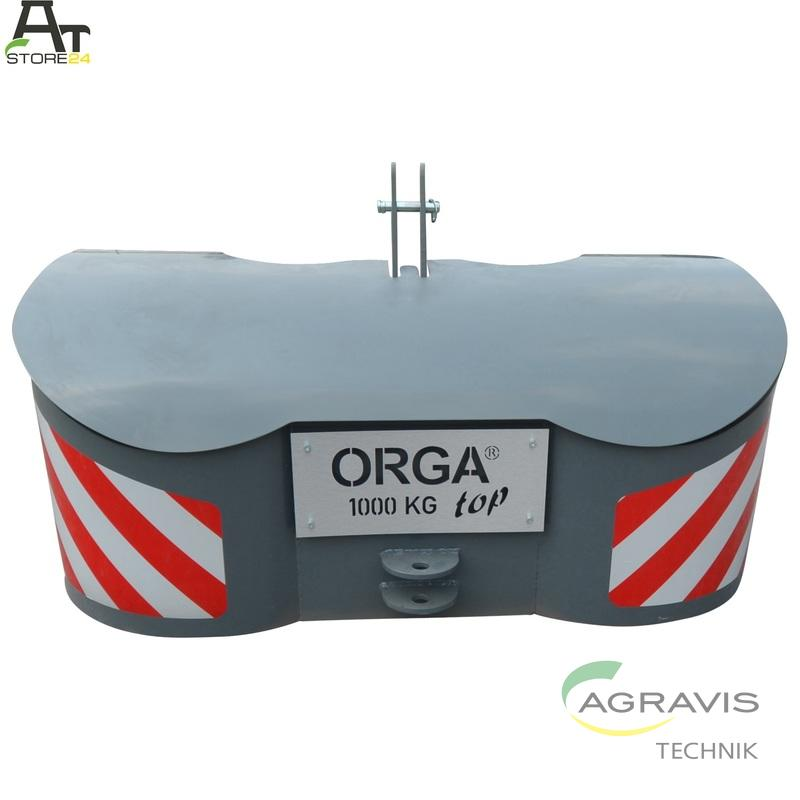Orgatop UNIVERSALGEWICHT G - 1000 KG