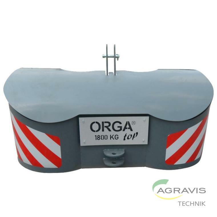 Orgatop UNIVERSALGEWICHT G - 1800 KG