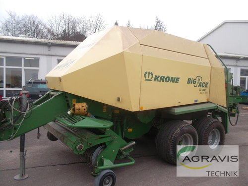 Krone Big Pack 88 Mc Baujahr 2002 Gyhum-Nartum