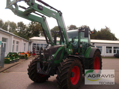 Fendt 514 Vario SCR Profi Year of Build 2015 Gyhum-Nartum