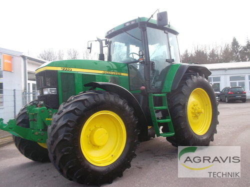 Tractor John Deere - 7710