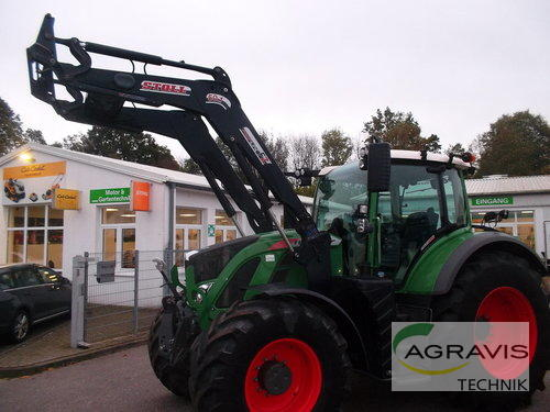 Fendt 722 Vario S4 Profi Plus