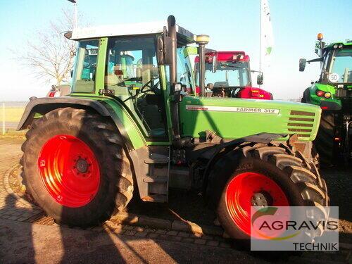 Fendt Farmer 312 Año de fabricación 1998 Gyhum-Nartum