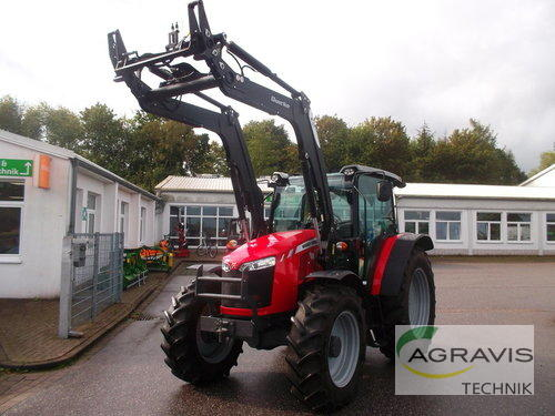 Massey Ferguson Mf 5711 Global Cab 4wd
