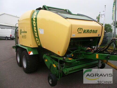 Krone Comprima Cv 150 Xc Έτος κατασκευής 2015 Gyhum-Nartum