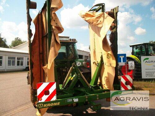 Krone EasyCut 9140 CV Shift Έτος κατασκευής 2011 Gyhum-Nartum