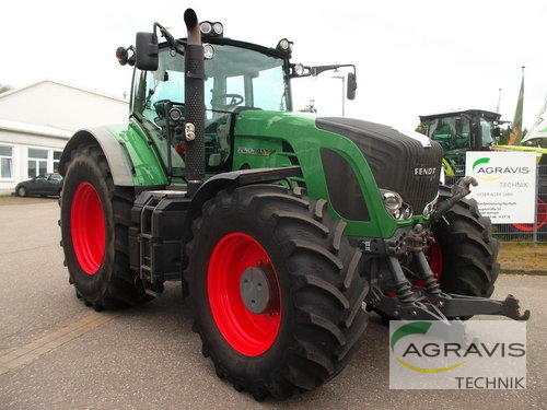 Fendt 927 Vario Power Year of Build 2010 Gyhum-Nartum