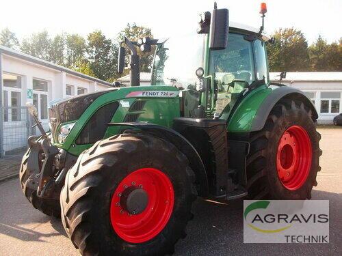 Fendt 720 Vario SCR Profi Anul fabricaţiei 2014 Gyhum-Nartum