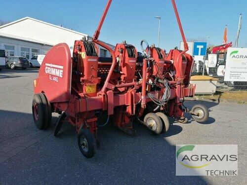 Grimme Gl 34 Kg Έτος κατασκευής 2000 Gyhum-Nartum