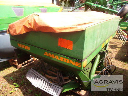 Fertiliser - Trailed Amazone - ZA-M 1000 SPECIAL