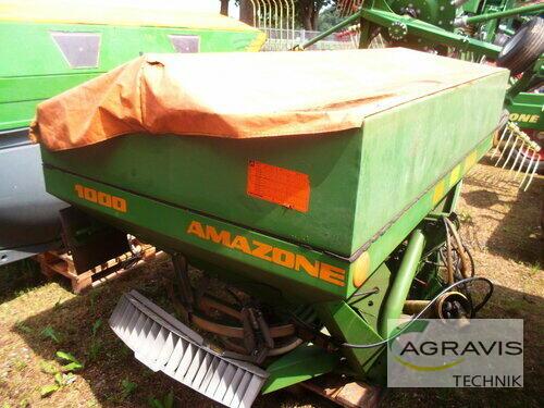 Amazone ZA-M 1000 Special Year of Build 1998 Gyhum-Nartum