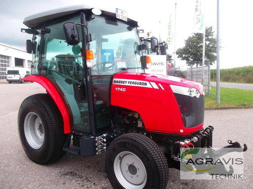 Massey Ferguson Mf 1740 H Year of Build 2019 4WD