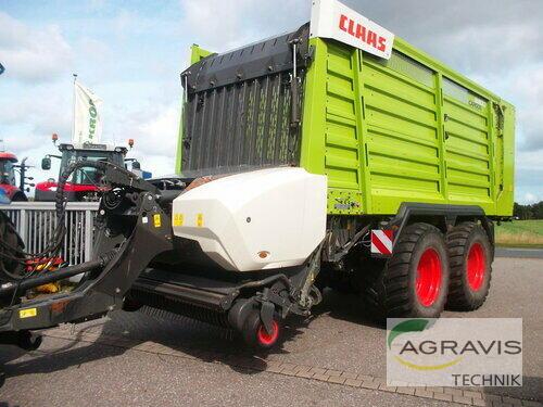 Claas Cargos 8400 anno di costruzione 2016 Gyhum-Nartum