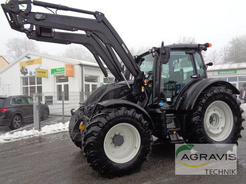 Valtra N 154 Ed Direct Front Loader Year of Build 2020