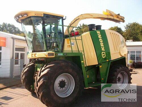 Feldhäcksler Krone - BIG X 1000
