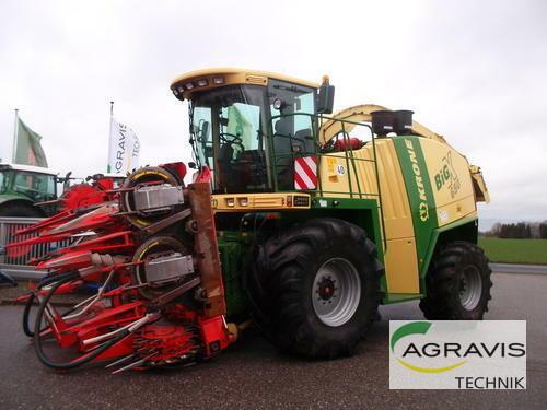 Krone Big X 650 Baujahr 2010 Gyhum-Nartum