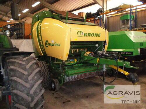 Krone COMPRIMA V 210 XC