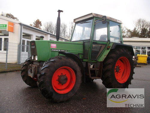 Fendt Farmer 309 LSA Year of Build 1982 Gyhum-Nartum