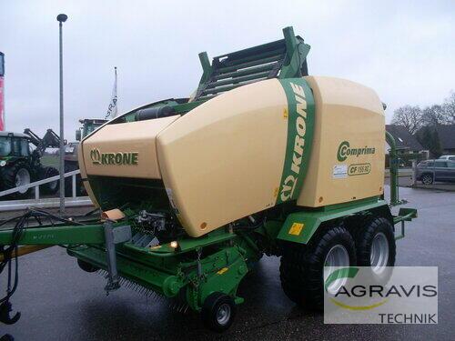 Krone Comprima Cf 155 Xc Baujahr 2011 Gyhum-Nartum