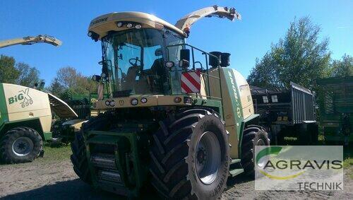 Krone BIG X 700 Année de construction 2012 Gyhum-Nartum