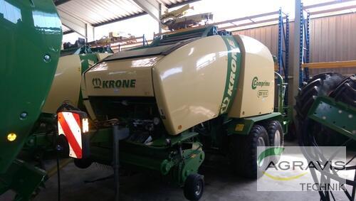 Krone Comprima Cv 150 Xc Baujahr 2012 Gyhum-Nartum