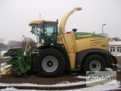 Krone Big X 580 Year of Build 2015 4WD