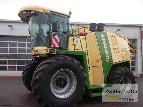 Krone BIG X 700 Year of Build 2015 Gyhum-Nartum
