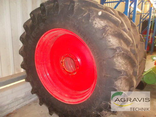 Trelleborg 540/65 R26 + 600/65 R38 Year of Build 2013 Gyhum-Nartum