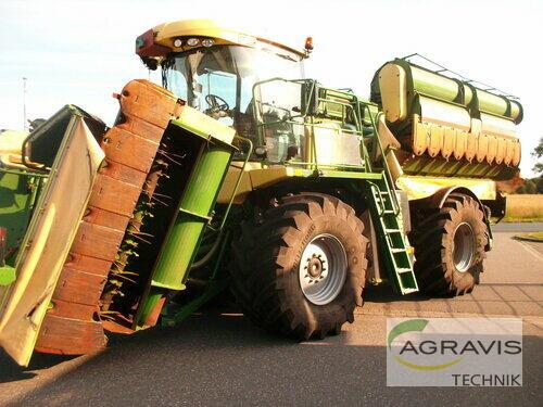 Krone Big M 500 Cv anno di costruzione 2012 Gyhum-Nartum