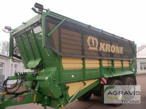 Krone TX 460 D Año de fabricación 2017 Gyhum-Nartum
