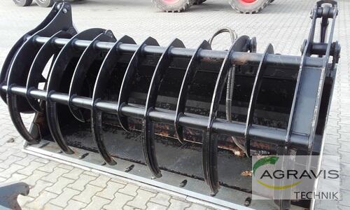 LSB Stahlbau Silagegreifschaufel Baujahr 2018 Gyhum-Nartum