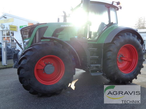 Fendt 828 Vario S4 Profi Plus Year of Build 2015 Gyhum-Nartum