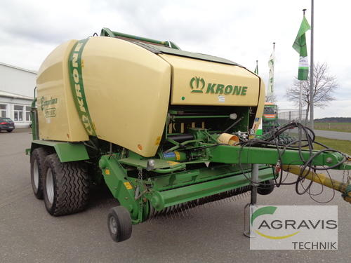 Krone Comprima Cv 150 Xc Year of Build 2011 Gyhum-Nartum