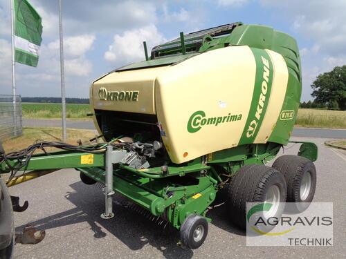 Krone Comprima V 210 XC Έτος κατασκευής 2012 Gyhum-Nartum