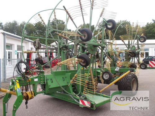Krone Swadro 1400 Plus Year of Build 2014 Gyhum-Nartum