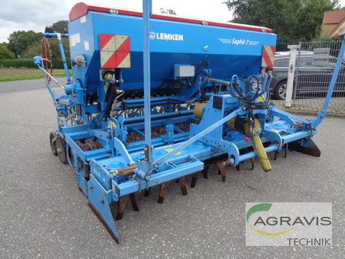 Lemken Zirkon 10/300 Year of Build 2014 Gyhum-Nartum