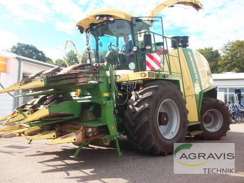 Feldhäcksler Krone - BIG X 700