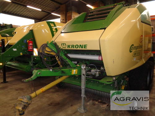 Krone Comprima Cv 150 Xc X-Treme Year of Build 2016 Gyhum-Nartum