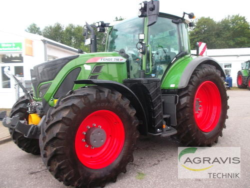 Fendt 718 VARIO S4 POWER