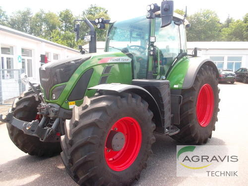 Fendt 724 Vario S4 Power Plus Bouwjaar 2019 Gyhum-Nartum