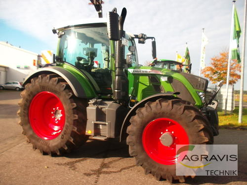 Fendt 516 Vario S4 Profi Plus Year of Build 2020 Gyhum-Nartum