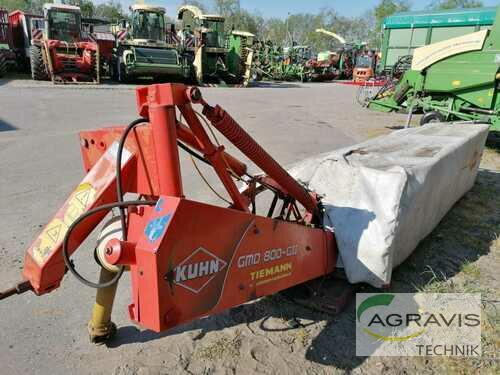 Kuhn GMD 800 G II Godina proizvodnje 2008 Gyhum-Nartum