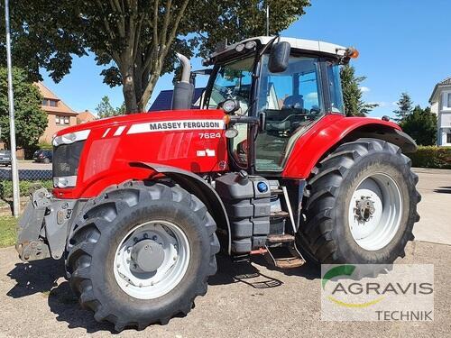 Tractor Massey Ferguson - MF 7624 DYNA-VT